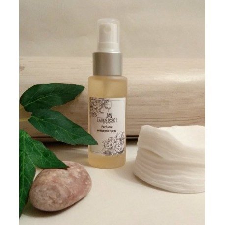 Perfume antiseptic spray